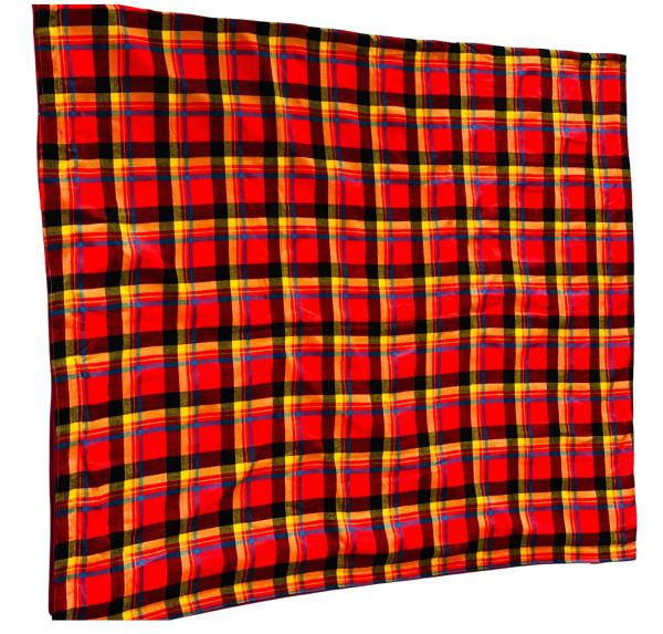 Kahawa & Treats - Red Yellow and Black Picnic Blanket e1597865096204