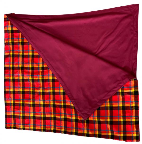 Kahawa & Treats - Red Yellow and Black Picnic Blanket 2 e1597865660852