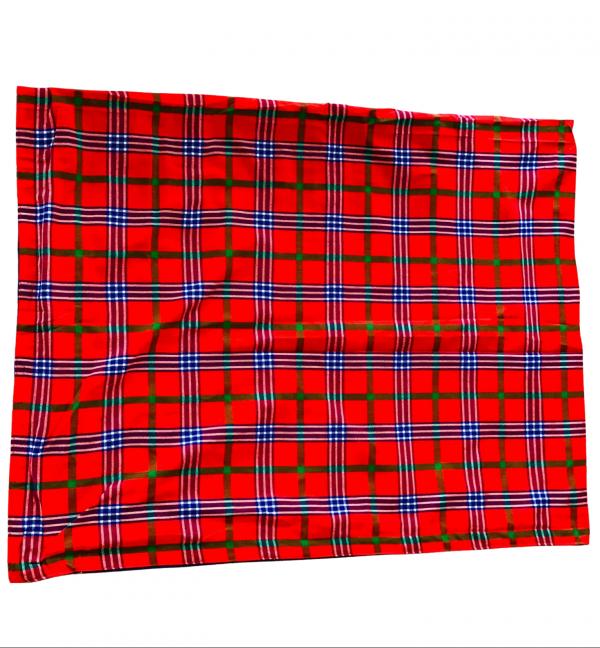 Kahawa & Treats - Red and Blue Picnic Blanket. 1 e1597865160972